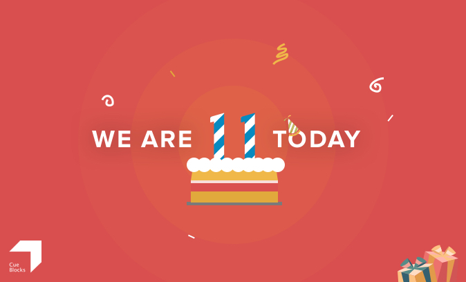 Happy 11th to us!