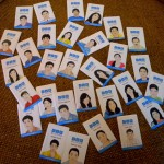 CueBlocks ID Cards