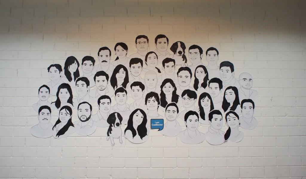 Cueblocks Team Wall Art - Cueblocks