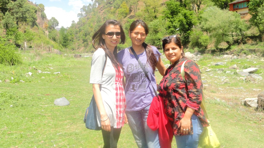 Retreat at Sadhu Pul - Cueblocks Team