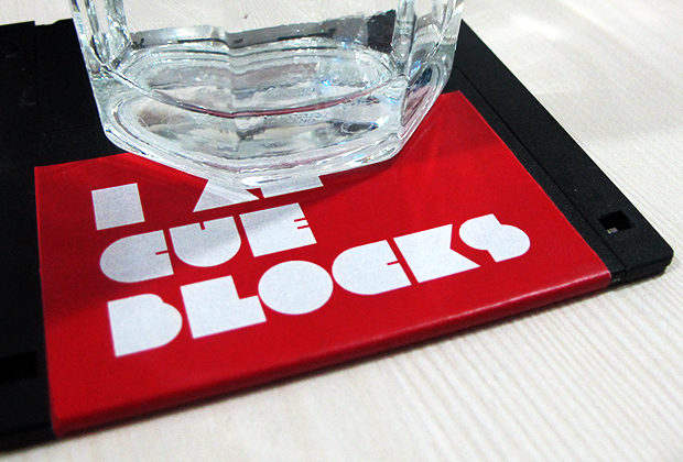 I AM Cueblocks Coasters - Cueblocks Team