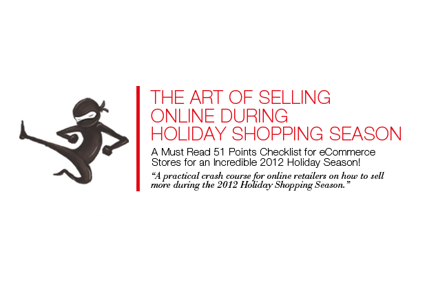51 Point Checklist for Ecommerce Stores - The Art of Selling Online During Holiday Shopping Season