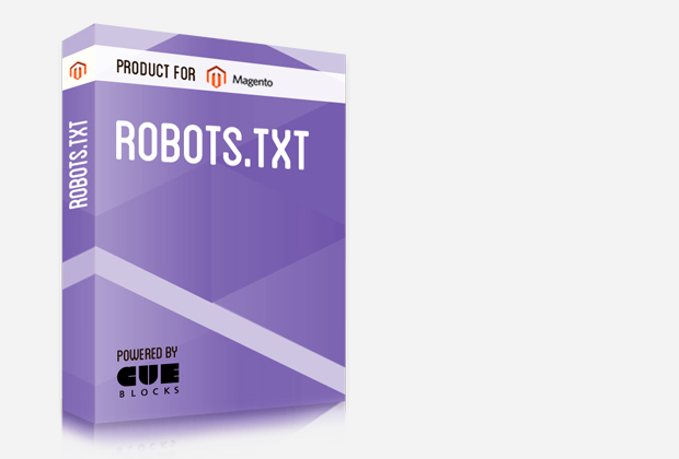 CueBlocks Robots.txt Magento Extension