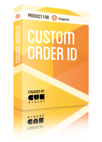 Custom Order ID Magento Extension