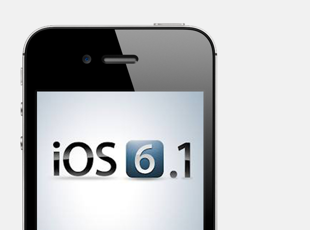 iOS 6.1 Software Update