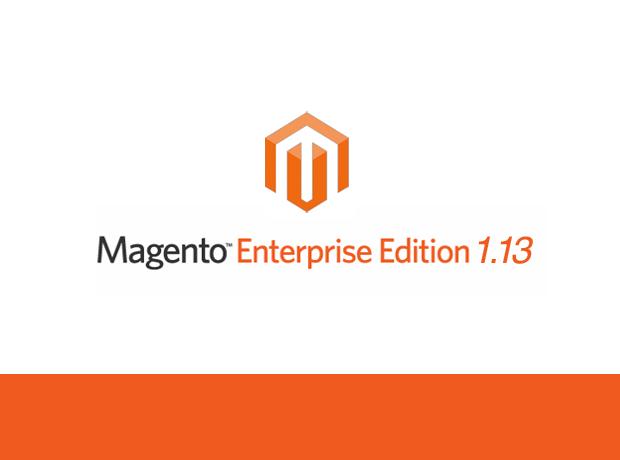 New Magento Edition 1.13