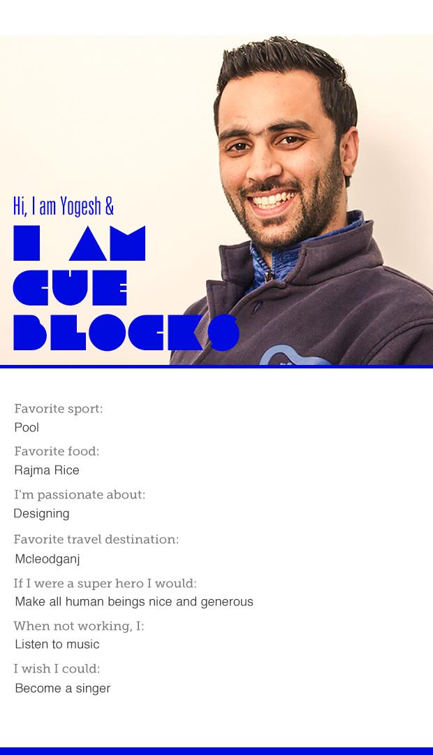 Meet Yogesh