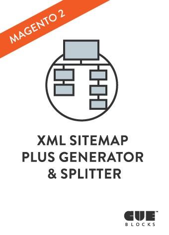 xml sitemap plus generator splitter extension for magento 2 cueblog