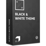 Black & white Theme