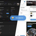 Free UI eCommerce Kit