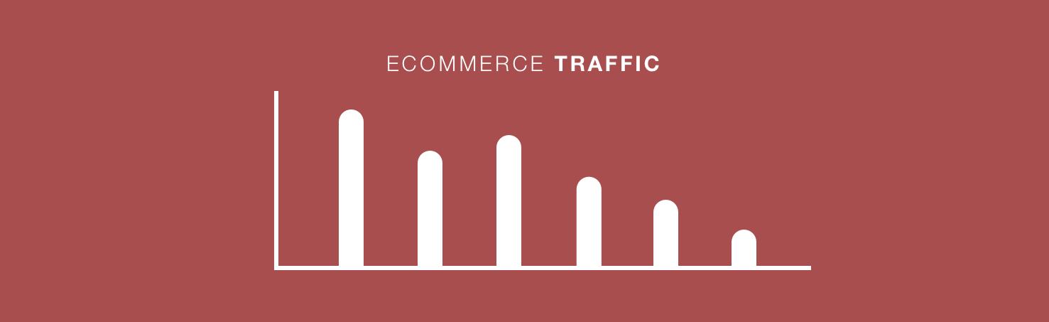 Ecommerce Traffic drop reasons