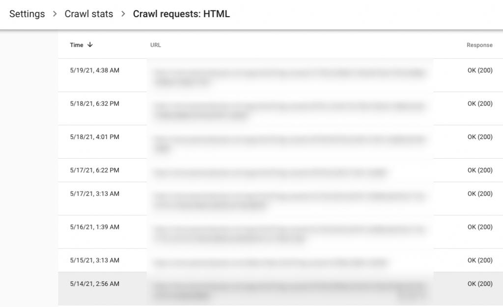 GSC Crawl Stats show URLs blocked in robots.txt getting crawled